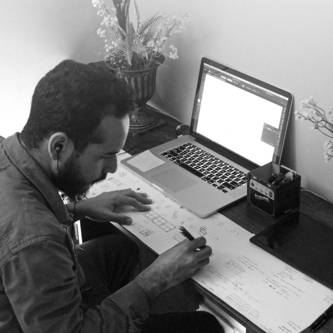 Leo Tavares designer gráfico de belém do pará